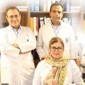 آزمایشگاه بیمارستان عرفان نیایش
