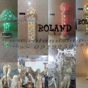 کارخانه مجسمه سازی  رولند صالح خوشی