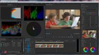 Premiere Pro Training  Lumetri Color Panel آموزش پریمیر پرو
